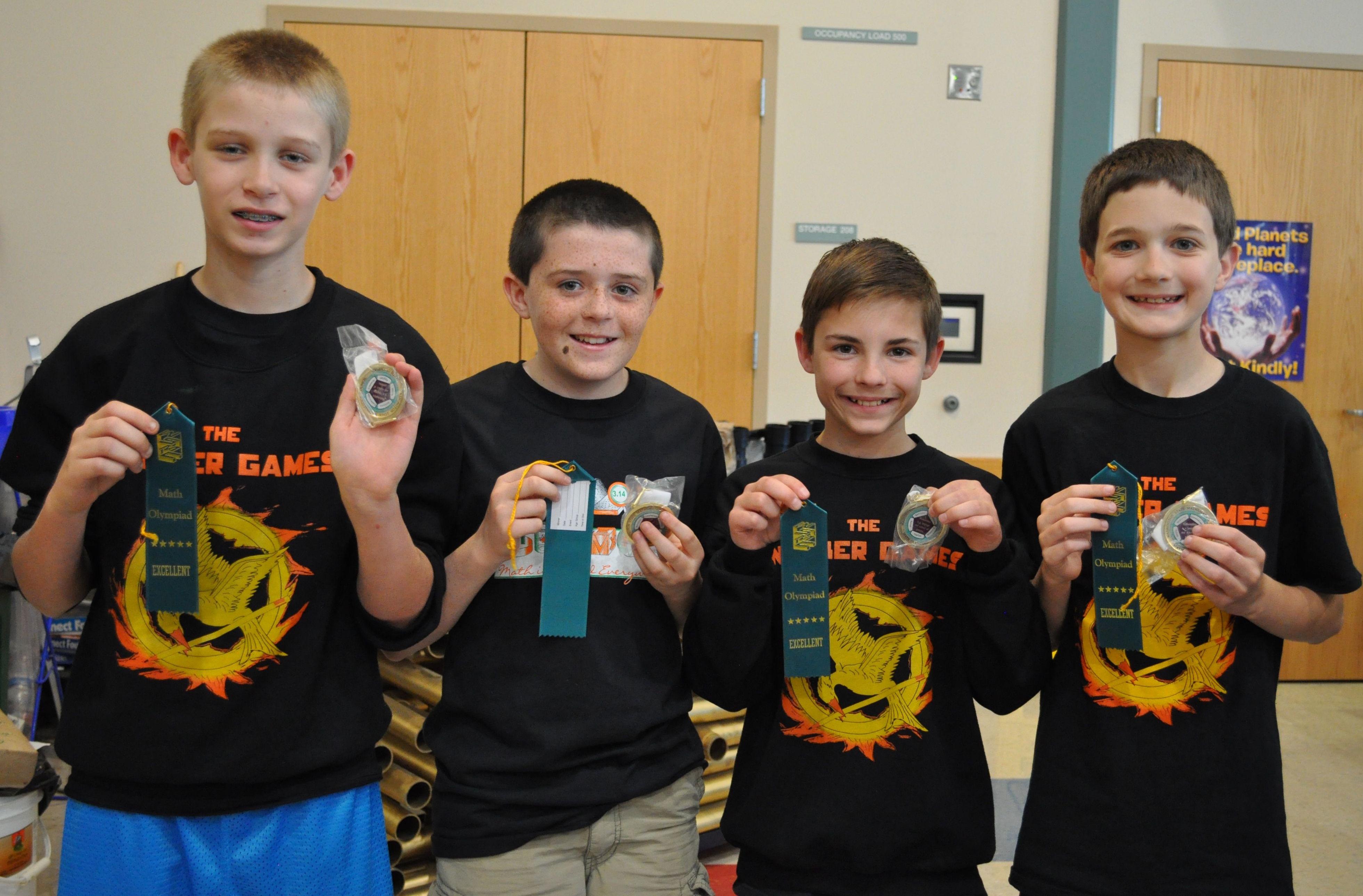 Math Olympiad – Saturday, April 25, 2020   WSMC